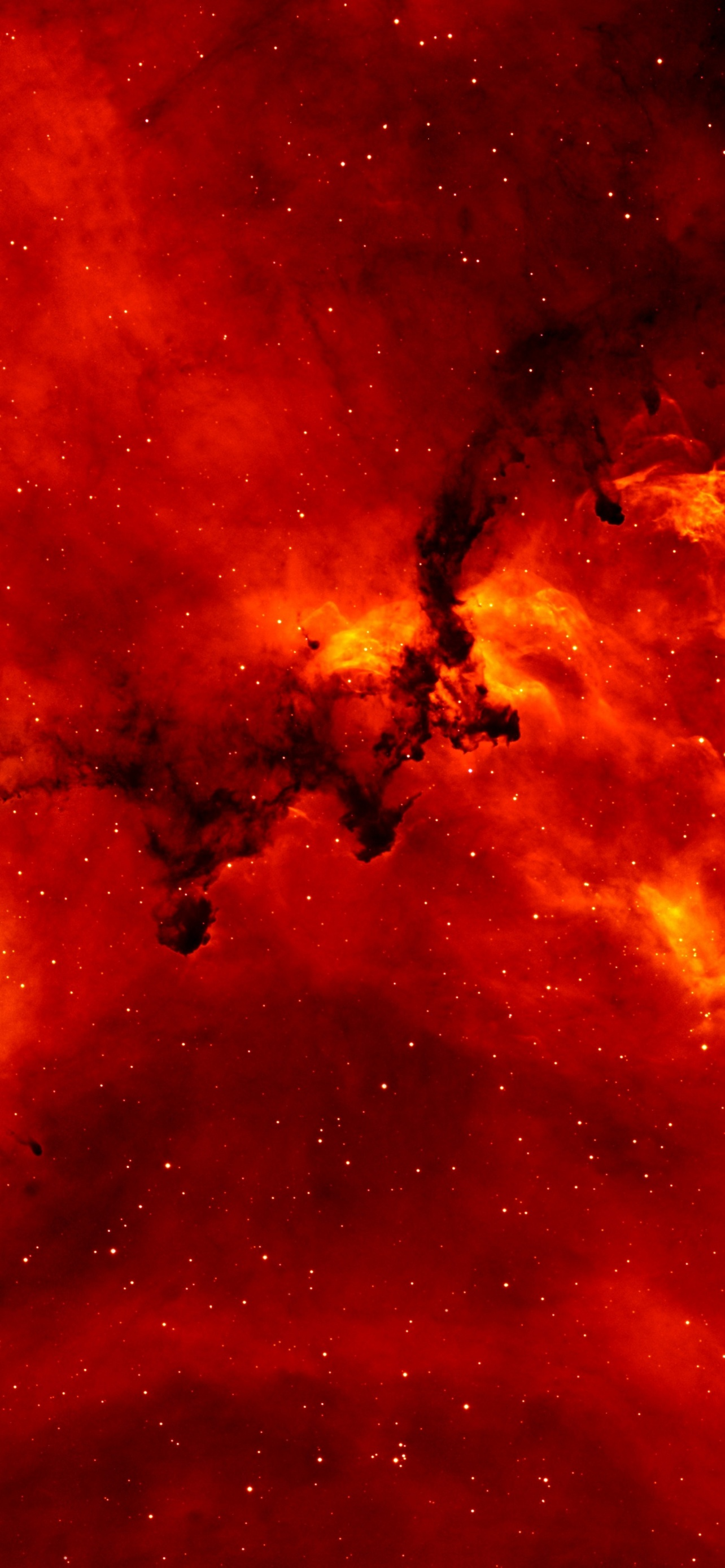 Solar flares Wallpaper 4K Fire Outer space Blazing Red