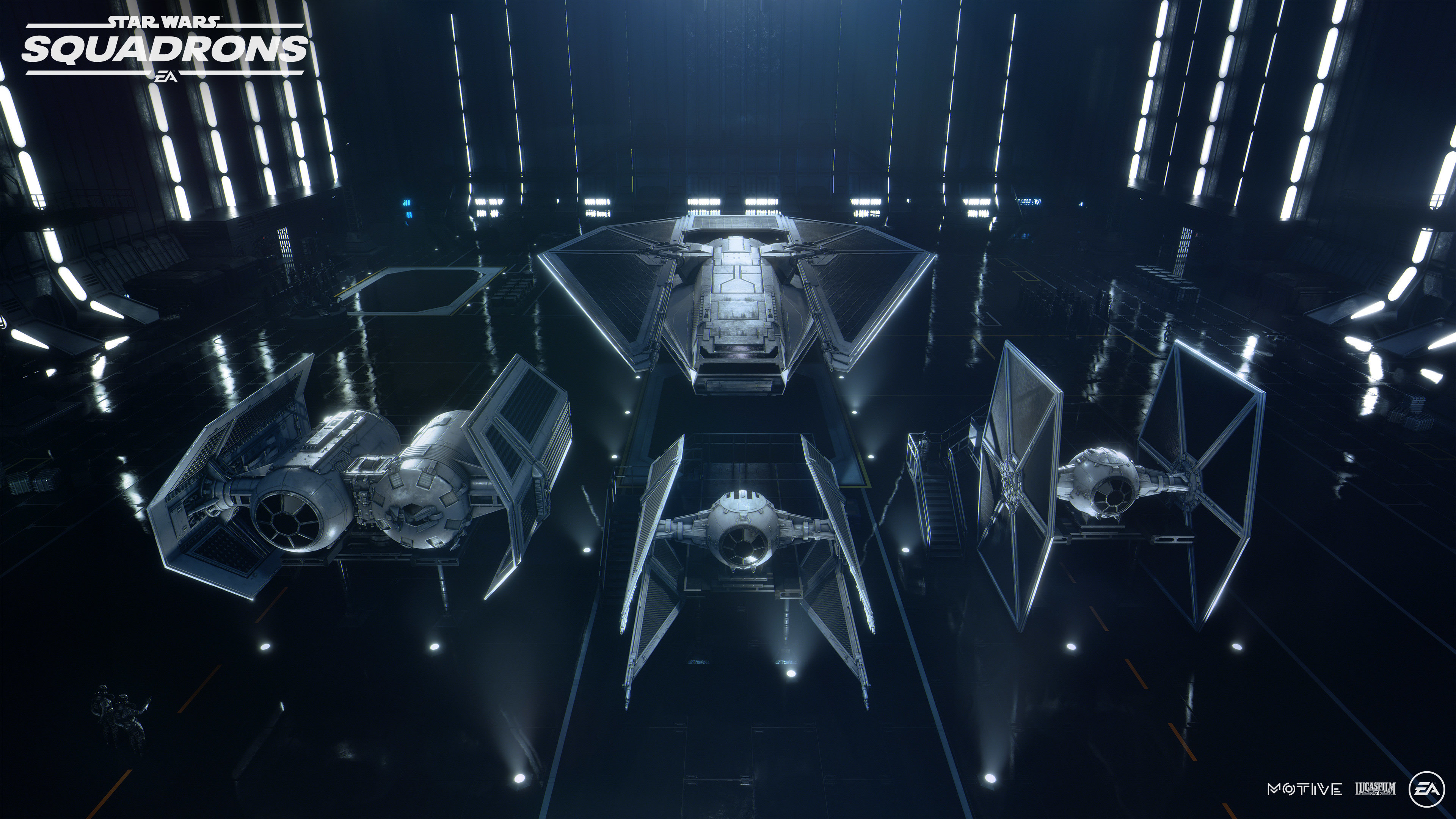 Star Wars Squadrons Wallpaper 4k Hanger Pc Games Playstation 4 Xbox One Games 1878