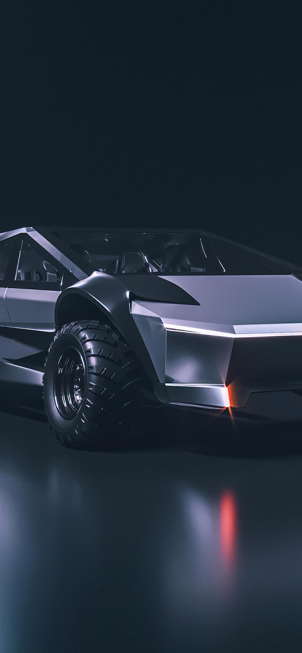 Tesla Cybertruck 4k Wallpaper Concept Cars Cars 882