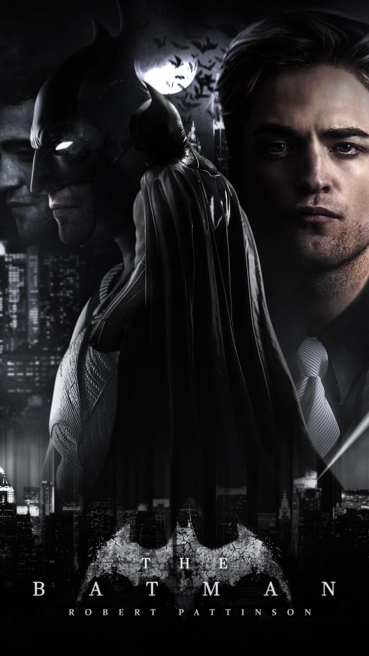 The Batman 4k Wallpaper Robert Pattinson 2021 Movies Dc Comics Movies 991