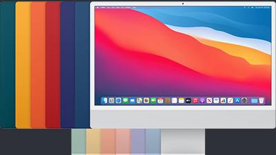 iMac 2021 4.5K