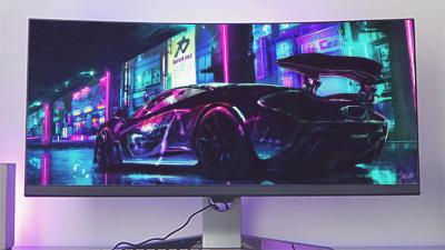 UltraWide Monitor (3440x1440) QHD