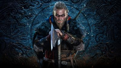 Eivor, Assassin's Creed Valhalla, Viking raider, PC games, PlayStation 4, PlayStation 5, Xbox One, Xbox Series X, 2020 Games, 5K