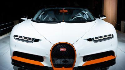 Bugatti Chiron Sport, Hypercars, 5K
