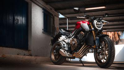 Honda CBR650R, 2020, 5K
