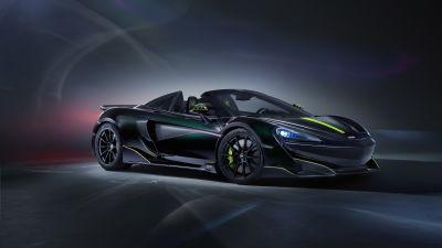 McLaren MSO 600LT Spider, MSO, 2020, 5K