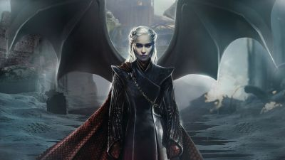 Daenerys Targaryen, Emilia Clarke, Game of Thrones