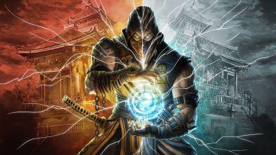 Mortal Kombat 11, Scorpion
