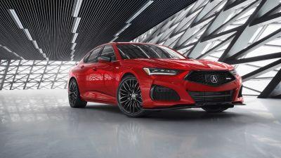 Acura TLX Type S, 2021, 5K, 8K
