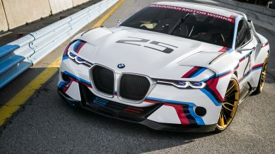 BMW 3.0 CSL Hommage R, Racing cars, Supercars