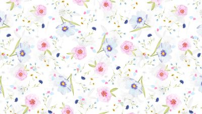 Floral designs, White background, Flower patterns, Girly backgrounds, Floral, Pink flowers