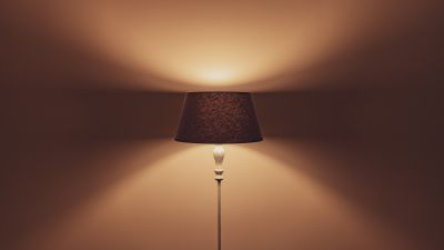 Lamp, Interior, Light, Ambient lighting, 5K