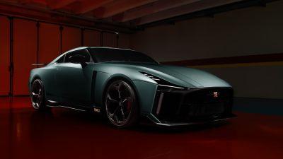 Nissan GT-R50, 2020, 5K