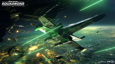 Star Wars: Squadrons, PC Games, PlayStation 4, Xbox One, 2020 Games
