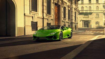 Lamborghini Huracan EVO Spyder, 2020