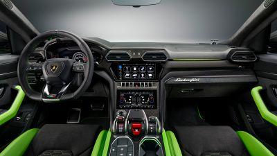 Lamborghini Urus Pearl Capsule, Interior, 2020