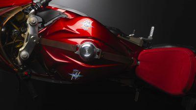 MV Agusta Superveloce 800, 5K, 8K