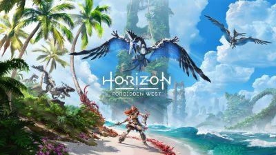 Horizon Forbidden West, Aloy, PlayStation 5, 2020 Games