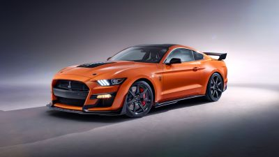 Ford Mustang Shelby GT500, 2020, 5K