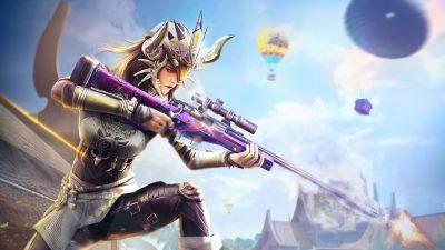 Dawn Hunter, PUBG MOBILE, Premium Crate, 2020 Games, PlayerUnknown's Battlegrounds