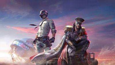 PUBG MOBILE, PlayerUnknown's Battlegrounds, 2020 Games