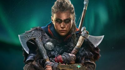 Female Eivor, Assassin's Creed Valhalla, PC Games, PlayStation 4, PlayStation 5, Xbox One, Xbox Series X, 2020 Games