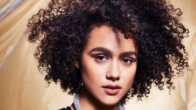 Nathalie Emmanuel, Portrait, ELLE, 2020
