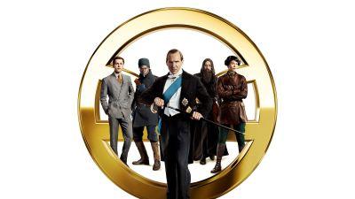 The King's Man, Ralph Fiennes, Djimon Hounsou, Rhys Ifans, Gemma Arterton, Harris Dickinson, 2020 Movies