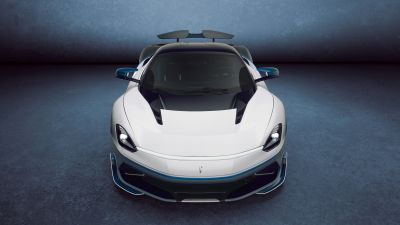 Pininfarina Battista Anniversario, Hypercars, 2020