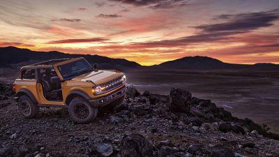 Ford Bronco, 2021, 5K, 8K