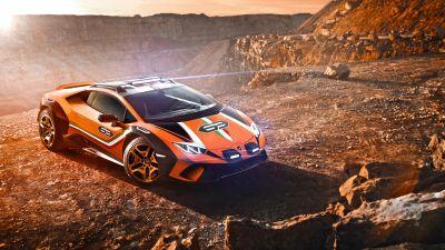 Lamborghini Huracan Sterrato, Concept cars, 5K