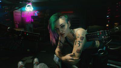Judy Alvarez, Cyberpunk 2077, Xbox Series X, Xbox One, PlayStation 4, Google Stadia, PC Games, 2020 Games