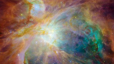 Orion Nebula, Astronomy, 5K