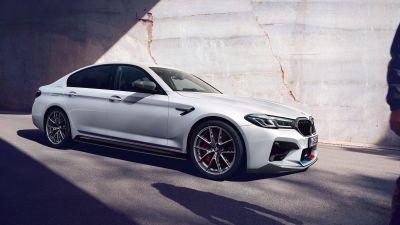 BMW M5 Competition, BMW M Performance Parts, 2020, 5K, 8K