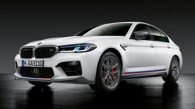 BMW M5 Competition, BMW M Performance Parts, 2020