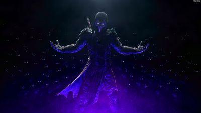 Noob Saibot, Night King, Mortal Kombat, Dark, 5K, 8K