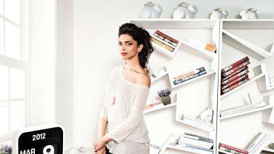 Deepika Padukone, Bollywood actress, Indian actress, 5K
