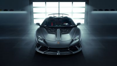 Lamborghini Huracan Performante Spyder Vicenza Edizione, 2020, 5K, 8K
