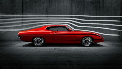Ford Torino King Cobra, 1970