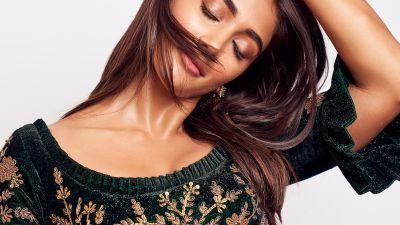 Pooja Hegde, Indian actress, Bollywood actress, Portrait, MAXIM