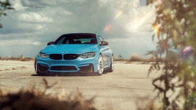 BMW M4, 5K, 8K