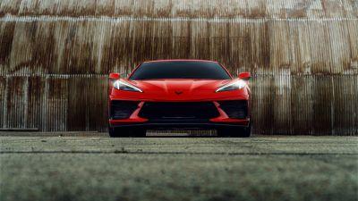 Chevrolet Corvette C8, 5K