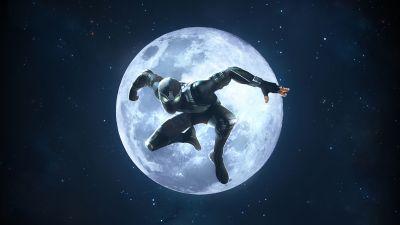 Spider-Man, Night Monkey, MARVEL Contest of Champions, Moon