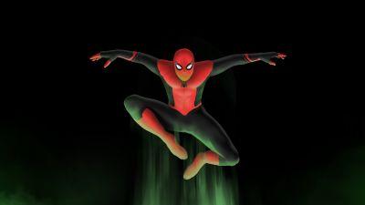 Spider-Man, Fan Art, 5K