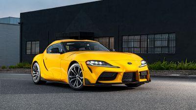 Toyota GR Supra 2.0, 2021, 5K