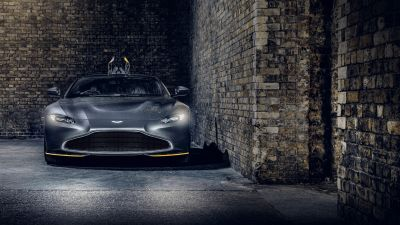 Aston Martin Vantage 007 Edition, 2020, 5K
