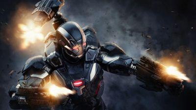 War Machine, Iron Man, Marvel Superheroes