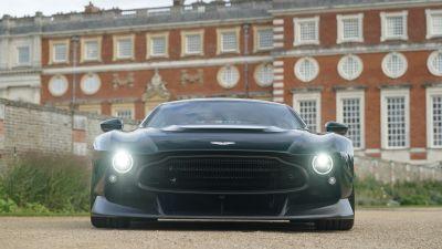 Aston Martin Victor, Hypercars, Supercars, 2020, 5K
