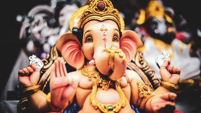 Lord Ganesha, Ganapati Bappa, Lord Vinayak, Ganapati, Hindu festival, Ganesh Chaturthi, 5K