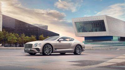Bentley Continental GT Mulliner, 2020, 5K